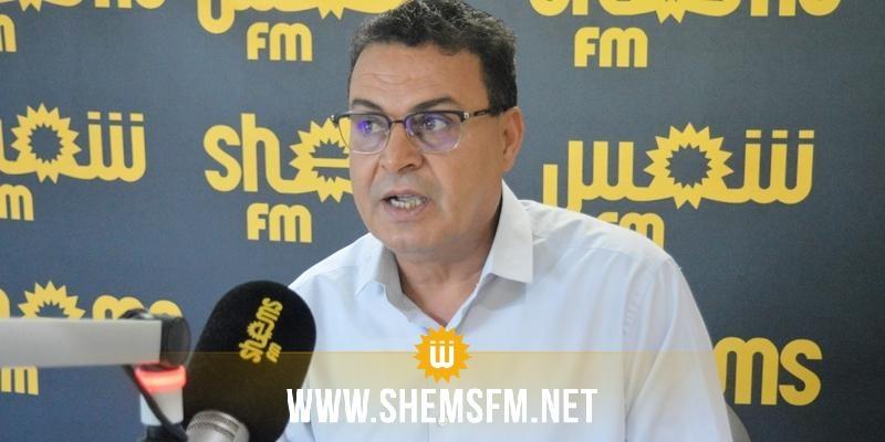 المغزاوي: المشيشي لا يهمه شئ غير البقاء على راس الحكومة