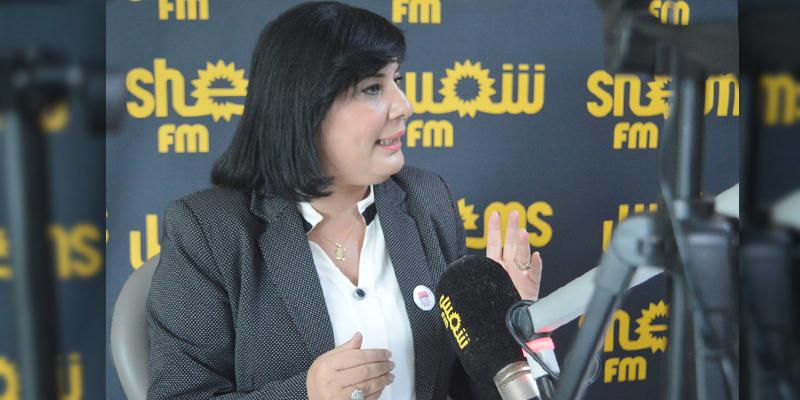 عبير موسي: الحكومة فشلت في إدارة أزمة كوفيد 19 والحجر الصحي الشامل
