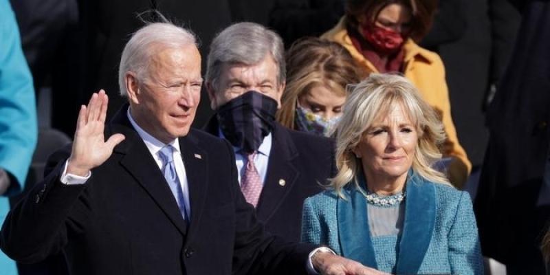 الولايات المتحدة: جو بايدن يؤدي القسم