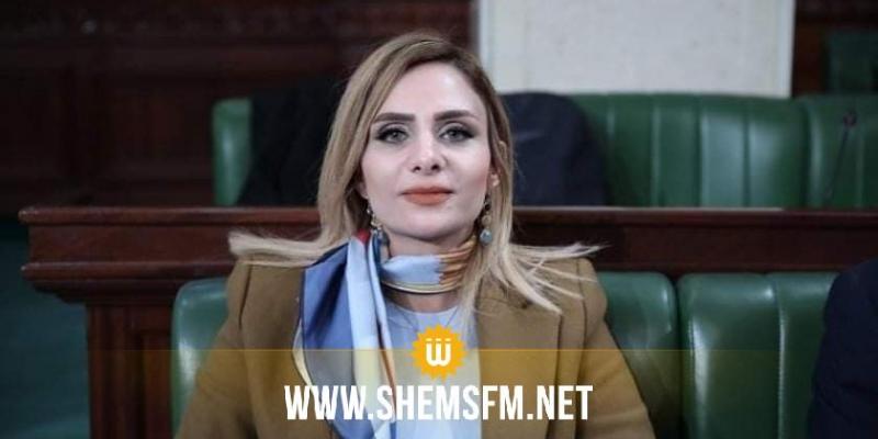 أميرة شرف الدين لهشام المشيشي: 'حكومة ذكورية لا تمثلني'