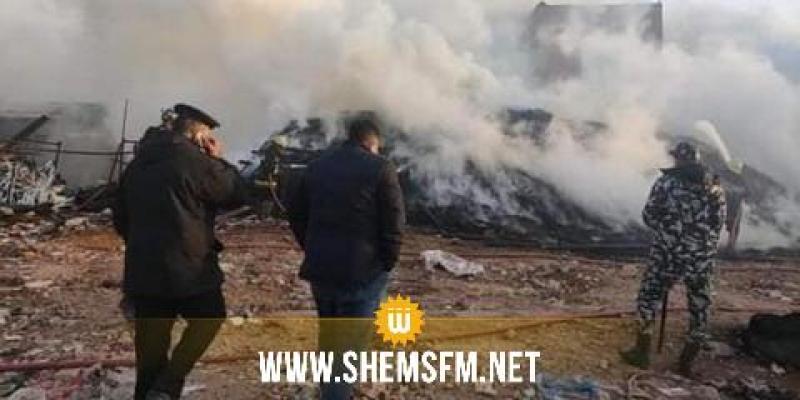 انفجار الأكاديمية البحرية بجنزور: تونس تقدم تعازيها إلى الحكومة الليبية وعائلات ضحايا