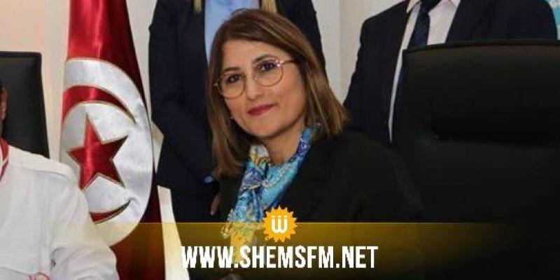 لقاح كورونا: أحلام قزارة تؤكد إنطلاق التسجيل عبر الإرساليات القصيرة اليوم
