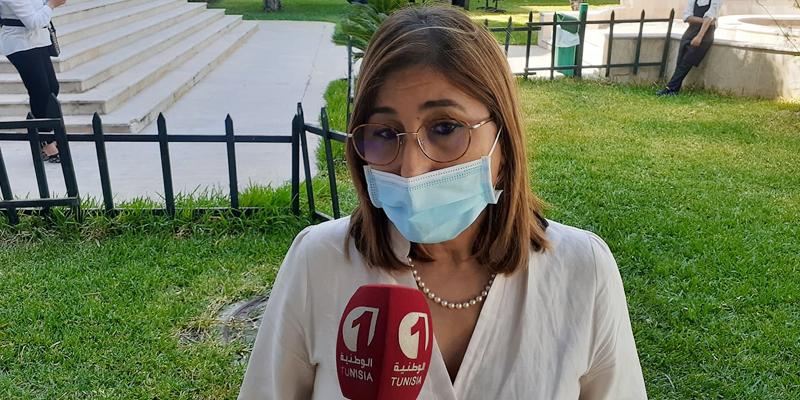 أحلام قزارة: ''تلقيح كورونا مجاني لكل التونسيين وليس إجباريا''
