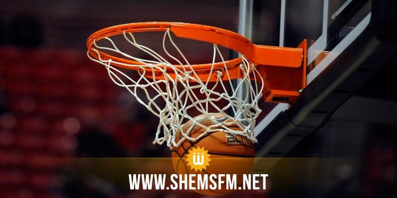 قائمة اللاعبين المدعوين لتربص المنتخب الوطني لكرة السلة