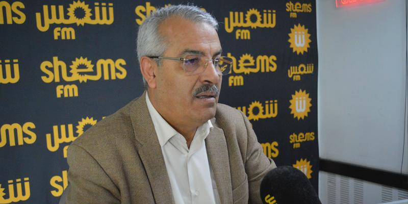 سمير الشفي: ''توجد جهات تريد إجهاض الحوار الوطني على إعتبار انه رسكلة للنفايات''