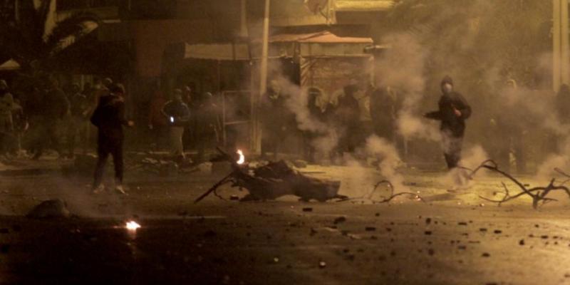 سوسة: السجن لأشخاص شاركوا في الإحتجاجات الليلية وإيداع 20 طفلا بالإصلاحية