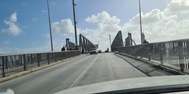 موفى 2021: انطلاق إنجاز مشروع جسر بنزرت الجديد