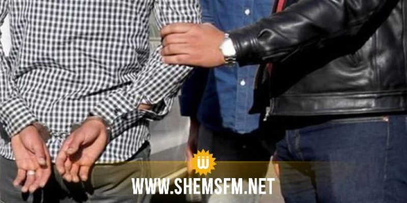 ماجل بلعباس: القبض على شخص مجّد الإرهاب وحرّض على الأمنيين