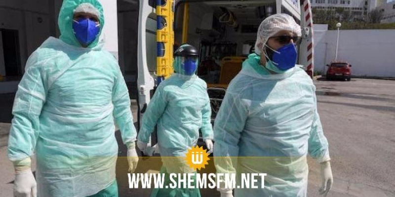 المهدية:  475 إصابة جديدة بفيروس كورونا خلال أسبوع