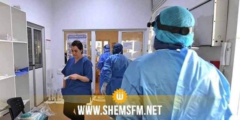 نابل: تسجيل 6 وفيات جديدة و149 إصابة محلية جديدة بفيروس كورونا المستجد