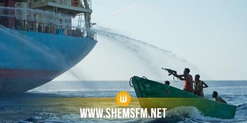 قراصنة يهاجمون سفينة تركية قبالة السواحل النيجيرية