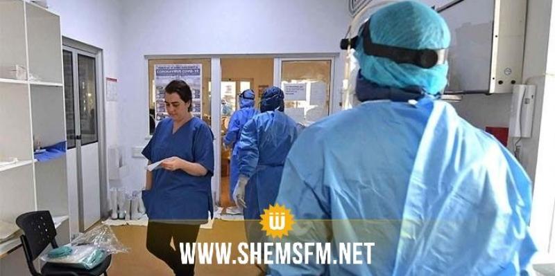 المهدية :تسجيل 103 اصابة جديدة بفيروس كورونا