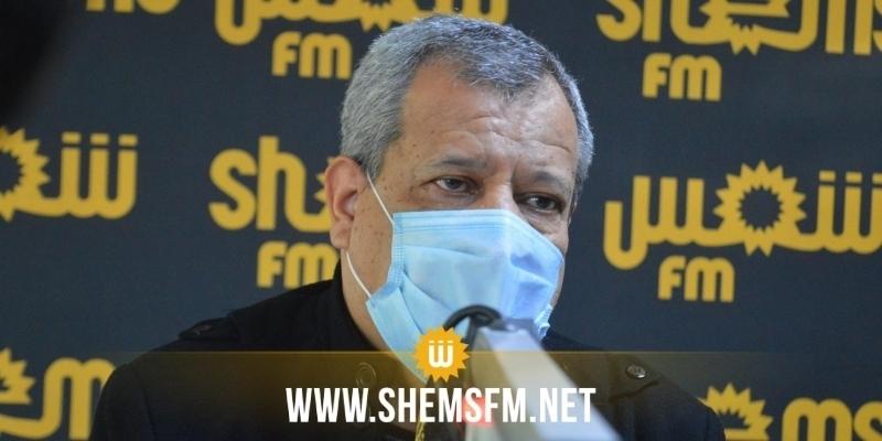 عوينة: ''حضور عدد كبير من الناس في المسيرات والمظاهرات ومواكب الدفن يؤدي الى انتشار العدوى''