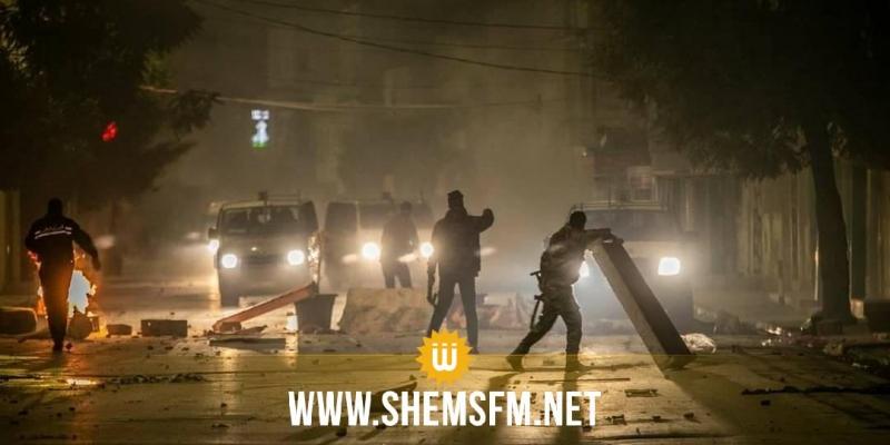 وفاة الشاب الذي أصيب في التحركات الليلية الأخيرة في ولاية القصرين