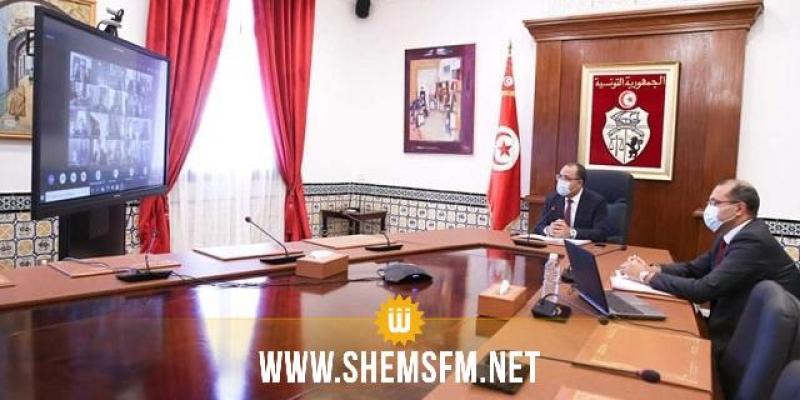 مجلس الوزراء يصادق على إعادة تسمية بعض الوزارت وإحداث وزارتين جديدتين