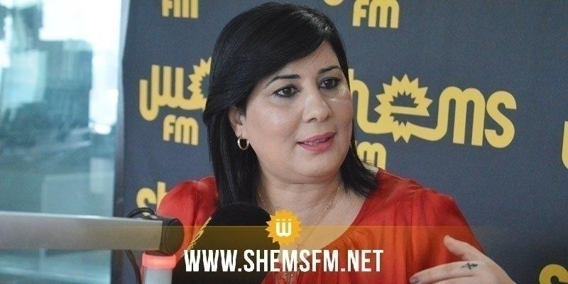 Abir Moussi :« le remaniement ministériel a été mijoté dans le domicile de Rached Ghanouchi»