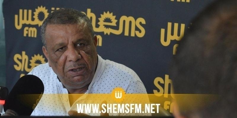 عدنان الحاجي: ترسانات الأمن حول البرلمان دليل على خوف ورعب المشيشي من الشعب''