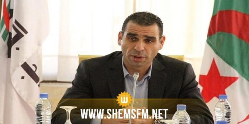 الفيفا ترفض ترشح رئيس الجامعة الجزائرية لعضوية مكتبها التنفيذي