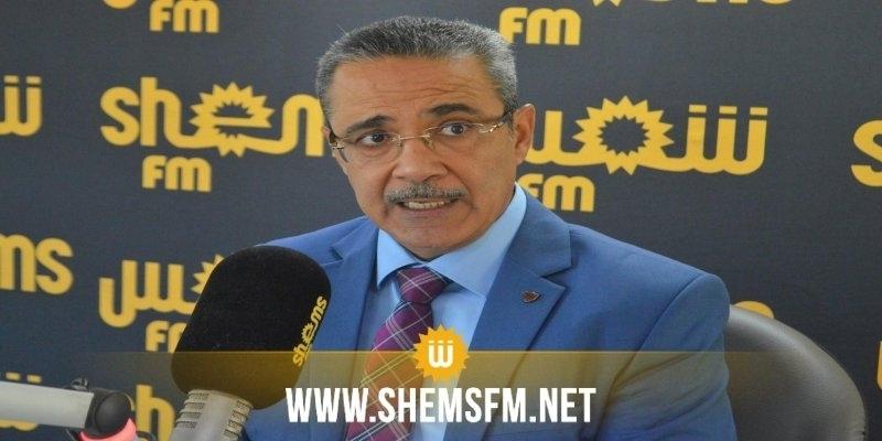 أستاذ القانون الدستوري كمال بن مسعود ضيف الماتنيال