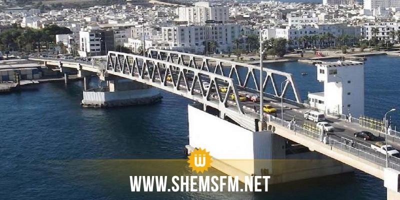 إعطاء إشارة انطلاق مشروع تهيئة الاحياء المجاورة لجسر بنزرت الجديد