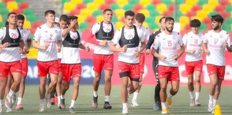 'كان' الاواسط: تونس تواجه رسميا المغرب في الدور الربع النهائي