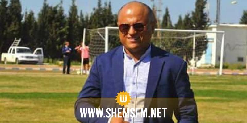 رئيس أولمبيك مدنين محمد السعيدي يعلن إستقالته