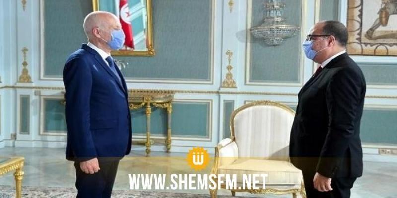 اثر تدخله لدى قطر لفائدة التونسي فخري الأندلسي : المشيشي يشكر قيس سعيد