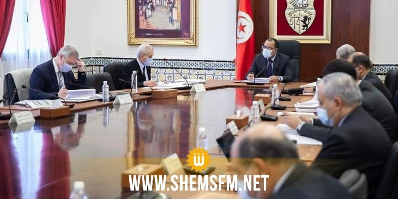 المشيشي: الحكومة تتابع عن كثب مسألة وصول التلاقيح ضد كورونا