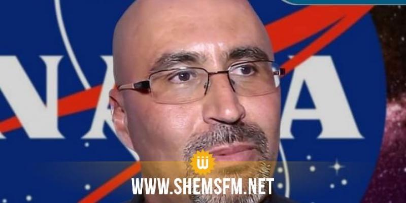 قيس سعيد يهاتف عالم الفضاء التونسي بوكالة 'ناسا' محمد عبيد