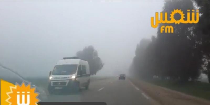 إدارة شرطة المرور تحذر مستعملي الطريق بكامل إقليم تونس الكبرى