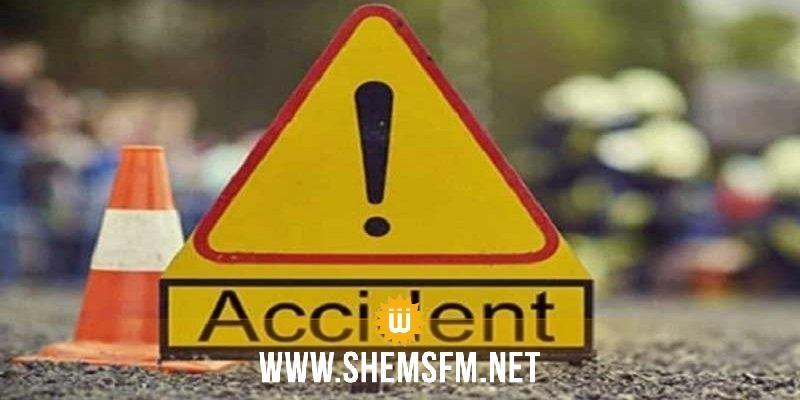 سيدي بوزيد: إصابة 6 نساء في حادث مرور