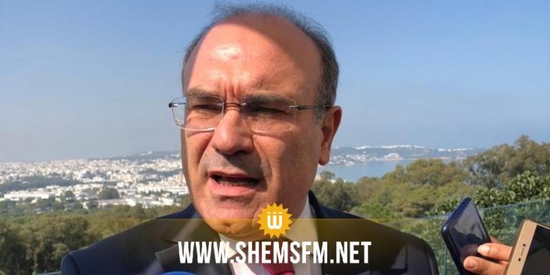 وزير السياحة: 'القرار النهائي لفتح الحدود يعود إلى اللجنة العلمية'