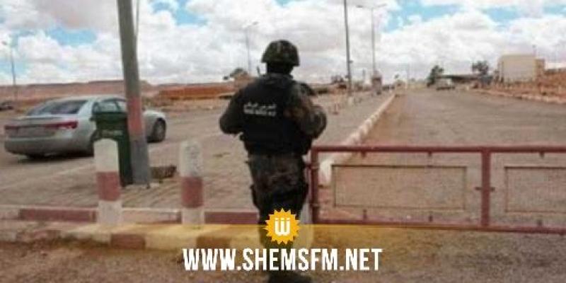 إيقاف 3 أشخاص تعمدوا اجتياز الحدود الجزائريّة التونسيّة خلسة
