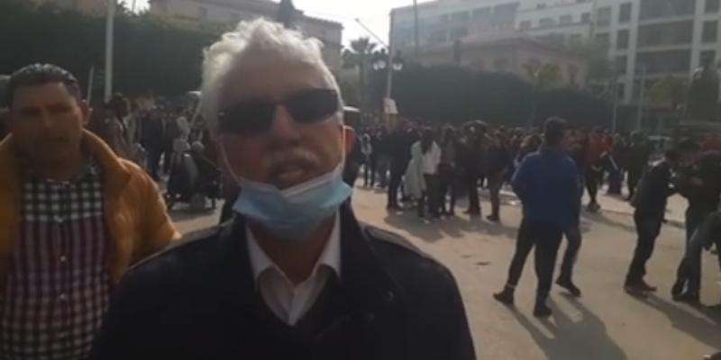 حمة الهمامي: 'البلاد أصبحت تحت الوصاية الأجنبية.. كفى عبثا بمصالح تونس وشعبها'
