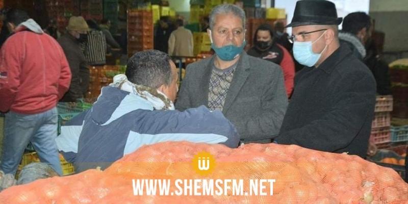 صفاقس: نائب يؤكد توريد كميات كبيرة من البصل من مصر بطريقة غير شرعية وبمواصفات غير صحية