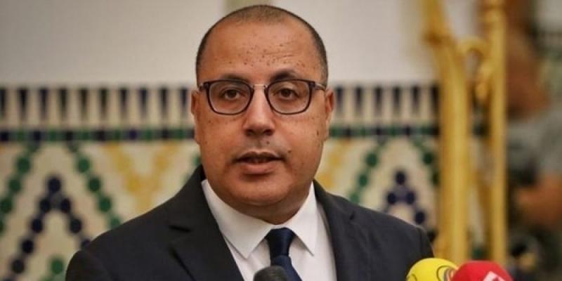 المشيشي تعليقا على مسيرة النهضة: كل شخص له الحق في التعبير والتظاهر