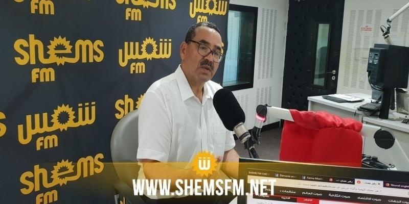 زهير حمدي: 'حل الأزمة في تونس لا يمكن أن يكون إلا من خارج منظومة الحكم الحالية'