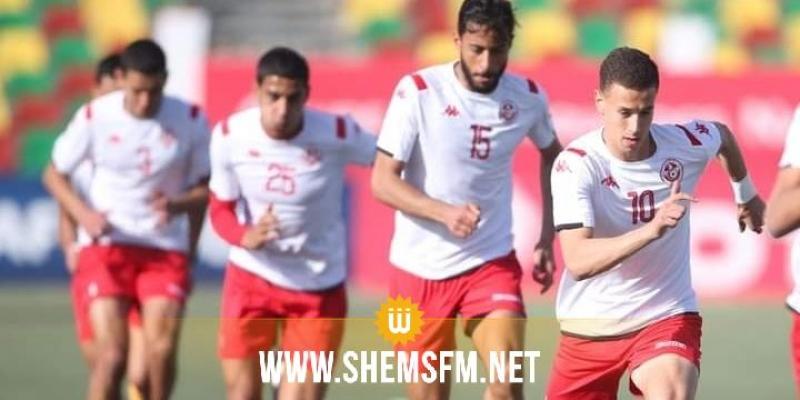 المنتخب التونسي للأواسط ينهي تحضيراته لمواجهة أوغندا في الدور نصف النهائي