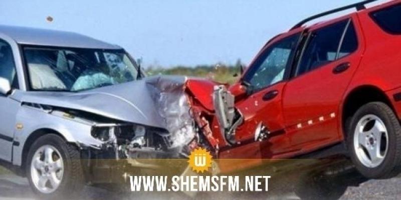 حوادث المرور: 141 قتيلا و850 جريحا في أقل من شهرين