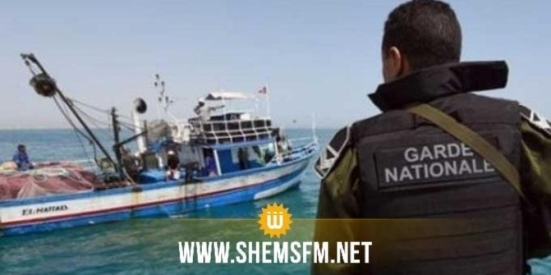 بين نابل والمهدية: القبض على 29 شخصا في عملية حرقة