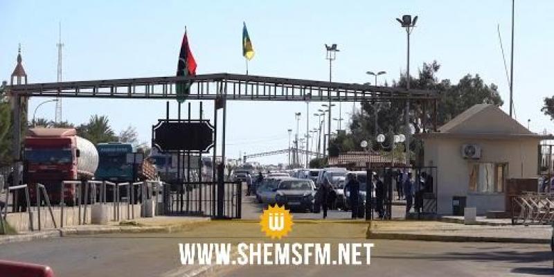 مدنين: تشديد اجراءات مراقبة ومتابعة الليبيين الوافدين على تونس بعد اكتشاف السلالة البريطانية في ليبيا