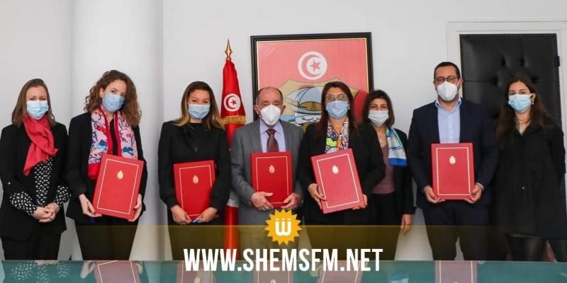 وزارة التعليم العالي توقع على اتفاقية لتمكين 150 دكتور عاطل عن العمل من التكوين والمرافقة في المجال الرقمي وريادة الاعمال