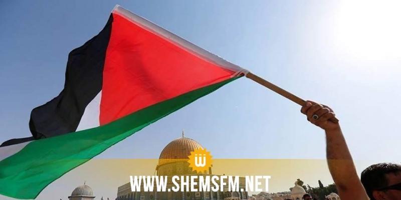 الجرندي لنظيره الفلسطيني: 'تونس تدفع في اتجاه إعادة القضية الفلسطينية إلى الساحة الدولية'