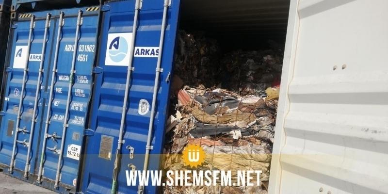 Des ONGs tunisiennes et internationales font pression pour un retour imminent des déchets italiens