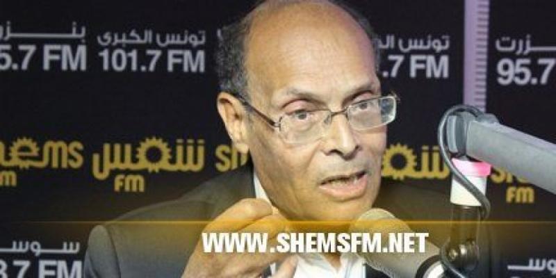 المنصف المرزوقي: '' أوافق على اقتراح المكي أرجعوا لحكام الإمارات  لقاحاتهم المنّ الحقير لا يكون على التونسيين''