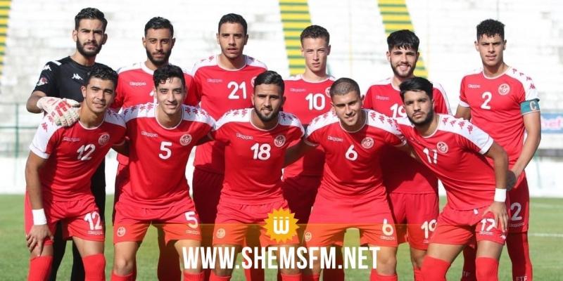 كأس  افريقيا للأواسط : المنتخب التونسي ينافس على المركز الثالث