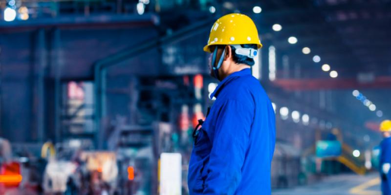INS: une quasi-stabilité de la situation générale du secteur industriel, durant le 4e trimestre 2020