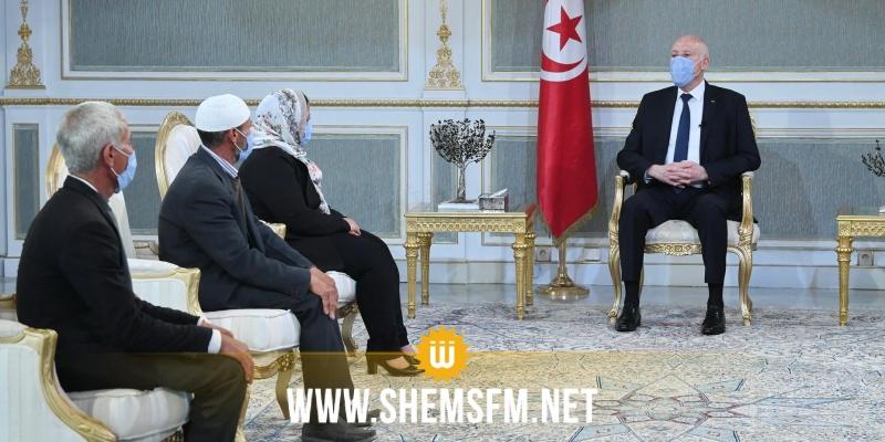 سعيد: كثيرون يفتعلون الأزمات للبقاء في السلطة أو الوصول إليها حتى على جثث التونسيين