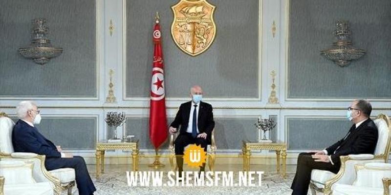 الغنوشي حول اشتراط سعيّد استقالة المشيشي: نحن ضد إحداث فراغ في البلاد