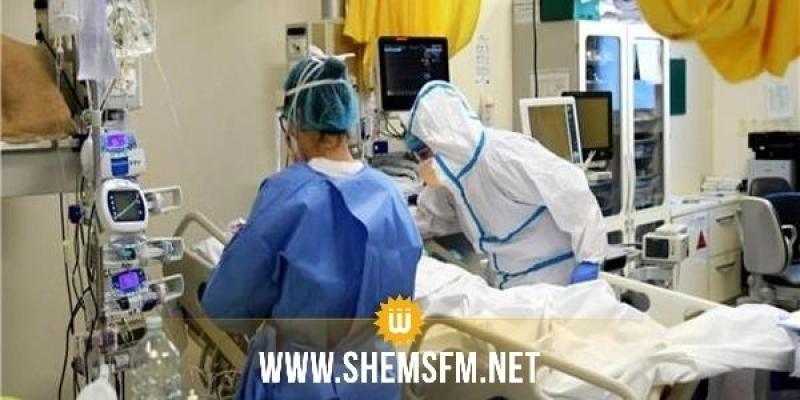 المنستير: حالتا وفاة و39 إصابة جديدة بفيروس كورونا